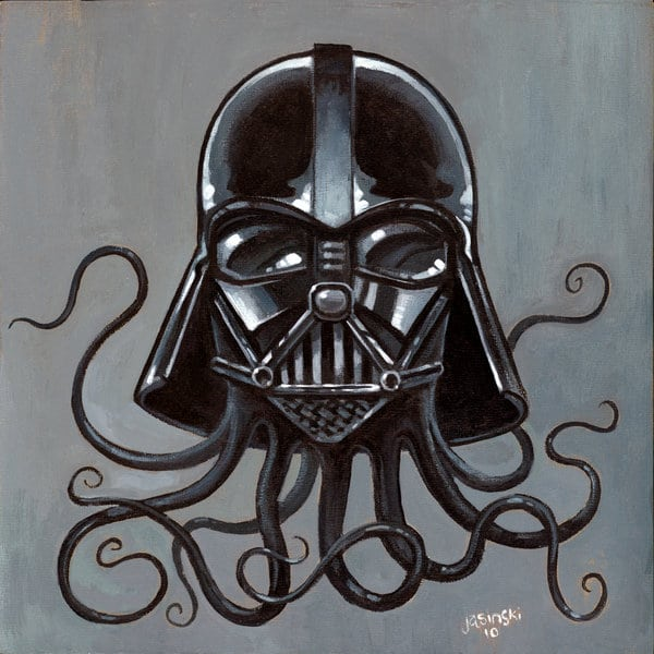 Star Wars, Terminator And More Now Squidified!