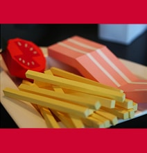 Hungry? Here Is a Papercraft Breakfast to Drool Over!