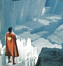 Found IRL: Superman's Fortress of Solitude