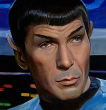 The Many Faces of Spock: Which Is Your Favorite?