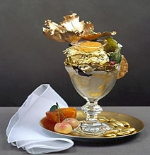 Luxurious Life: 10 Foods & Drinks Made With Real Gold