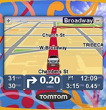 Personalize Your GPS With Your Favorite Photo!