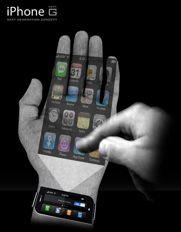 iPhone NG: It's All In The Palm Of Your Hand!