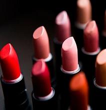 Lipstick Enigma: A Lipstick Installation of Geeky Goodness