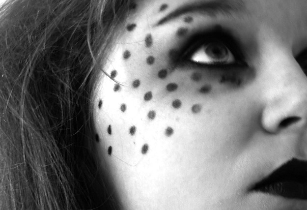 Photography: Wild Monster Halloween Make-Up Preview