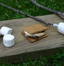 How To: Make Supersized S'Mores (No Campfire Needed!)