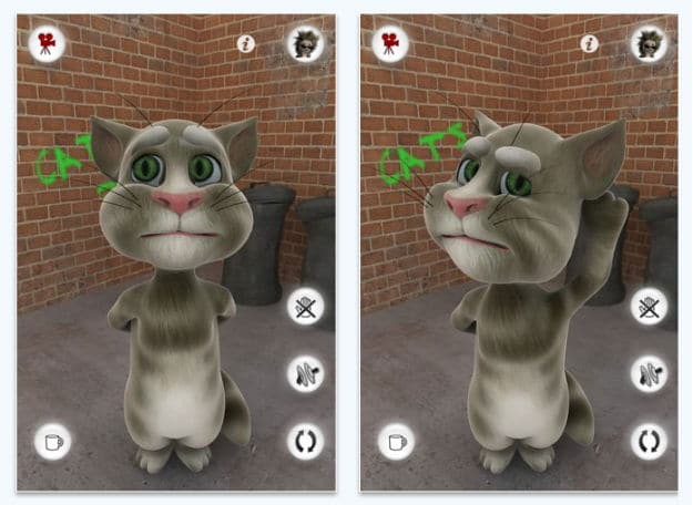 Here Is An App That Lets You Own A Talking Cat!