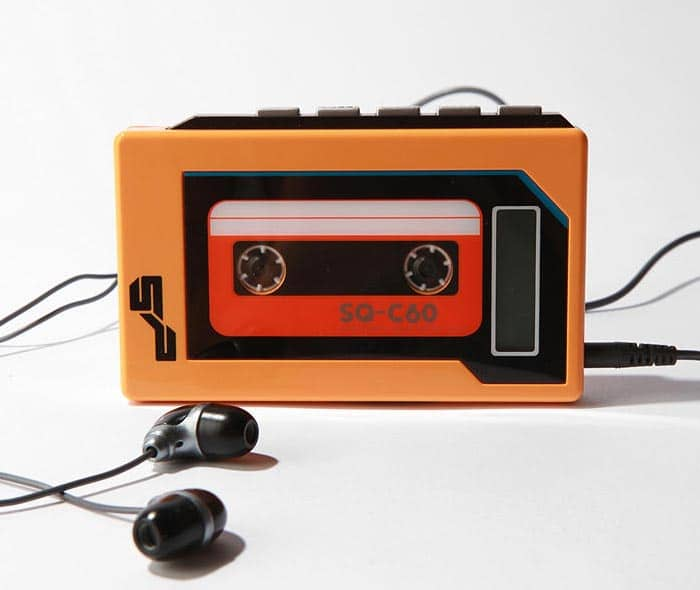 MP3 Player Lets You Carry Your Music The Sony Walkman Style