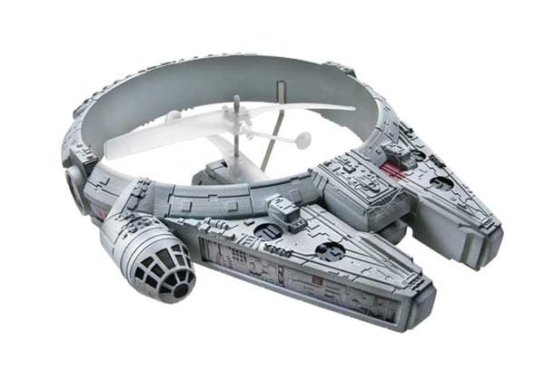 The Millennium Falcon Toy Is Now Flying For Real…