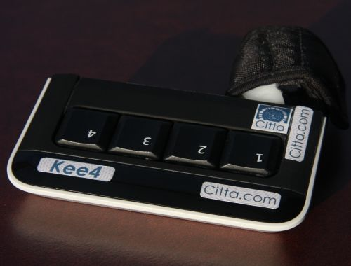 Kee4: Apparently You Only Need 4 Keys On Your Keyboard