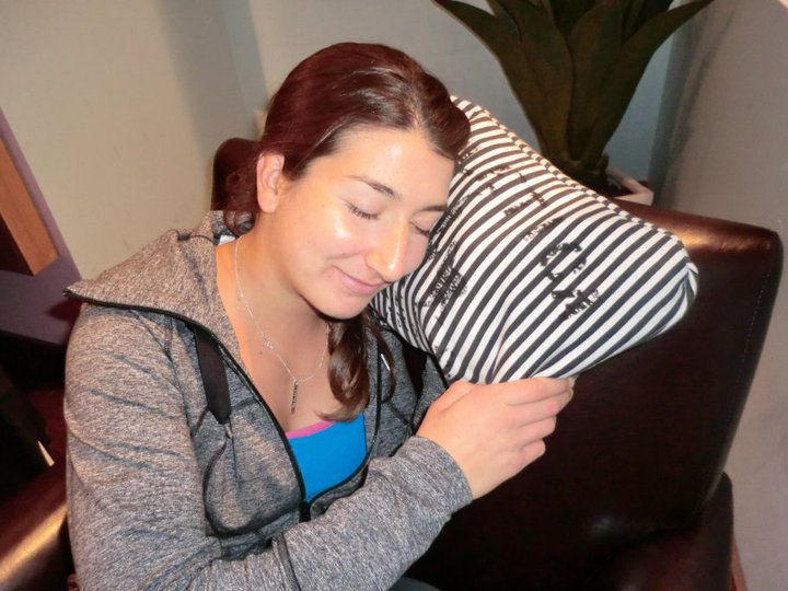 Lululemon: The Hoodie That Converts Into A Pillow