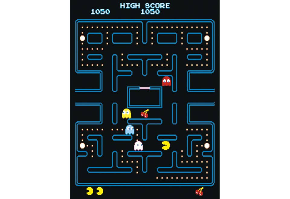 Pacman Table Game >> Pac Man Arcade Machine Cocktail Table | Bit Rebels