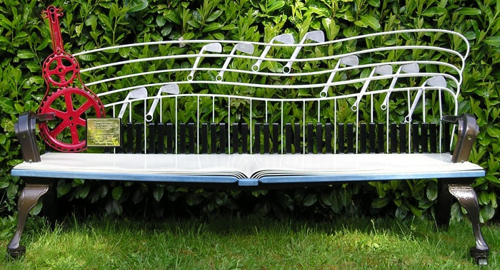 These Fantastically Creative School Benches Will Make You Smile!