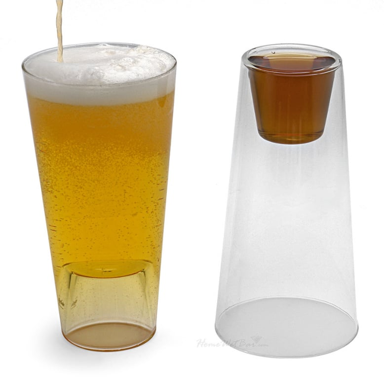 Shot In The Pint: A Beer And A Shot At The Same Time…