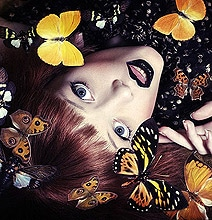 A Stunning Tribute To Butterflies, Fashion & Photography