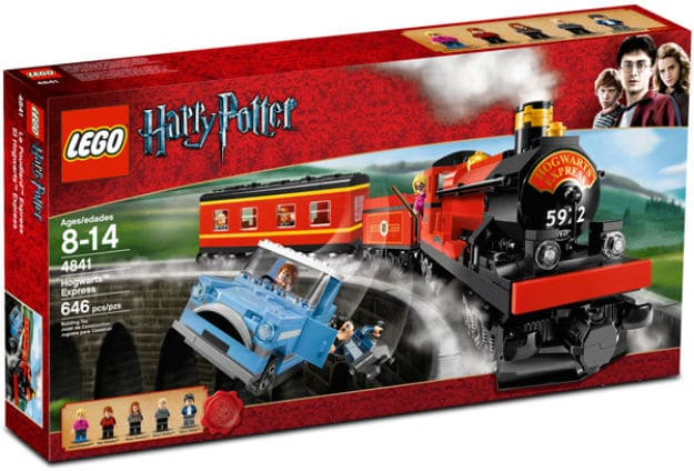 Harry Potter Inspired LEGO Sets!