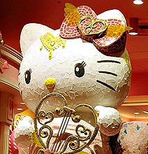 Get Ready To Gag: Hello Kitty Theme Park Opens In Japan
