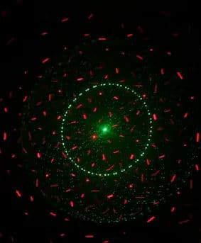 Now Having A Laser Light Show For Your Party Is A Breeze!