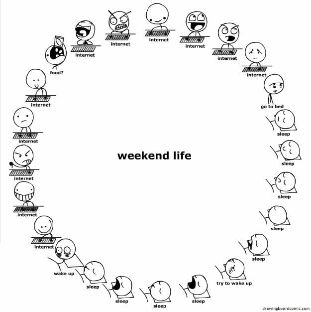 Living For The Weekend: Your Guide To Enjoying The Weekend!