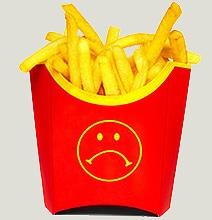 McDonald's Happy Meals Just Got A Lot Less Happy