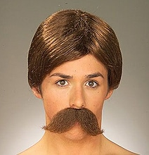 Grow A Moustache (Or Pretend To) For A Good Cause