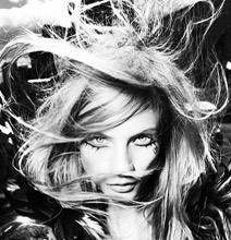 Photography: The Best Looking Bad Hair Day Ever