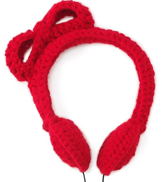 Crochet Headphones: For Them Cold Days!