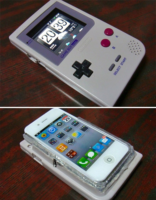 Mod World: White iPhone, Game Boy and HTC All Bundled!