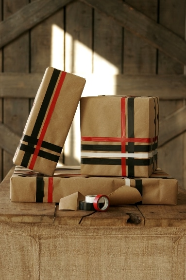 How To: Creatively Wrap Your Gifts The Recycled Way!