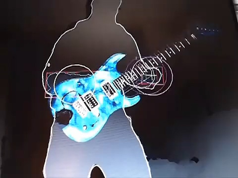 Kinect Hack: Air Guitar Prototype Makes Anyone A Guitar Guru!
