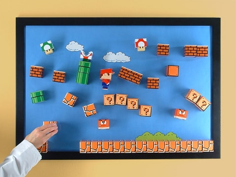 You Need These Super Mario Fridge Magnets - CINEMABLEND