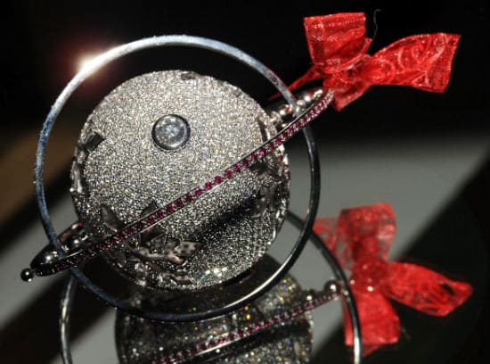 The World's Most Expensive Christmas Ornament