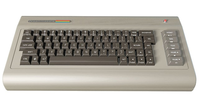 A New And Improved Commodore 64 Soon To Be Relaunched!