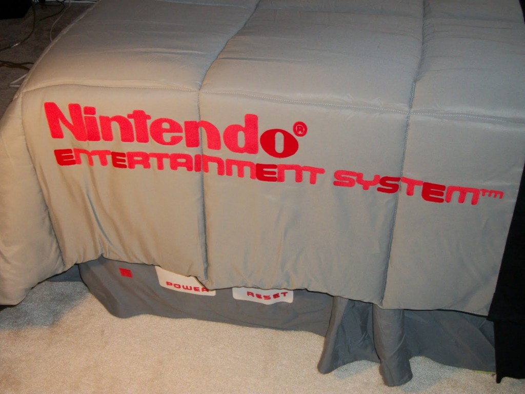 NES-Retro-Geek-Bed-Sheets