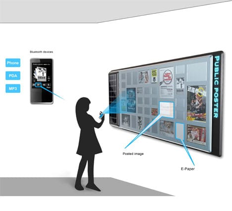 Public Digital Bulletin Boards Could Soon Grace Our Society!