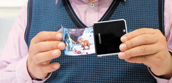 AMOLED ePaper: Displays Set For Market In 2014!