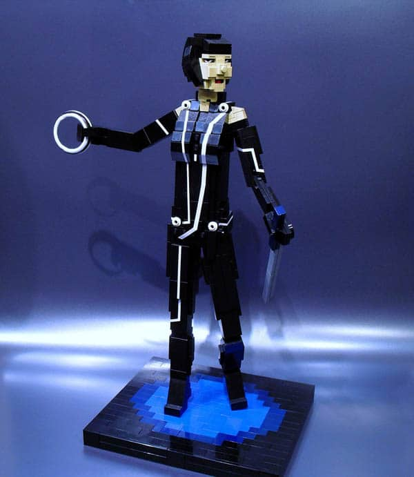 TRON Is Almost Better When Created In LEGO!
