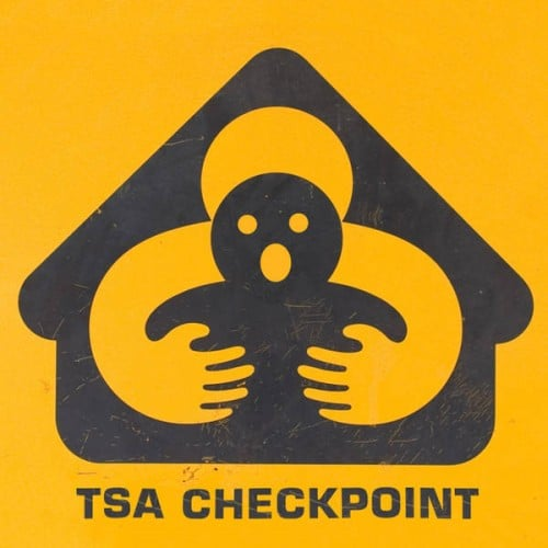 How To: Make Your Own TSA Scanner Camera