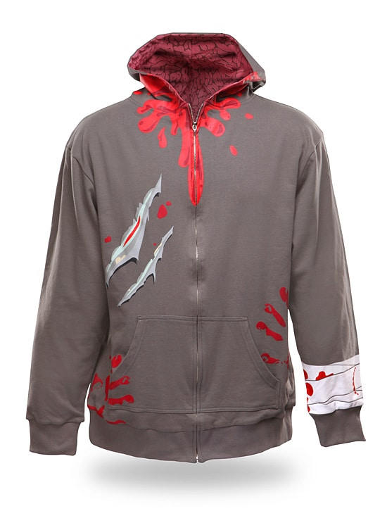 Zombie Hoodie: Blend Right Into An Undead World