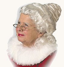 Mrs. Claus Got A Makeover! Now She's Sexy & Stylish!