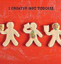 How The World Began: Illustrated In Cookie Dough
