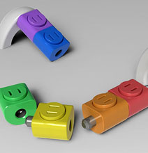 The Geek's Dream Multi-Outlet Socket System