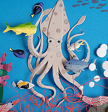 Get Inspired: Delicately Layered Papercraft Designs