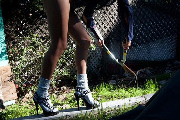 Teva High Heels: Climb That Mountain In