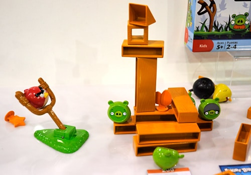 Can't Get Enough Of Angry Birds? Here's The Analog Version!