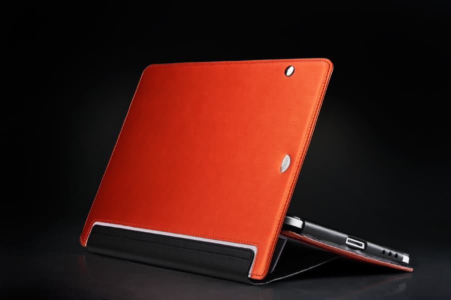 Aura: Classy iPad Case Molds Functionality With Detail!