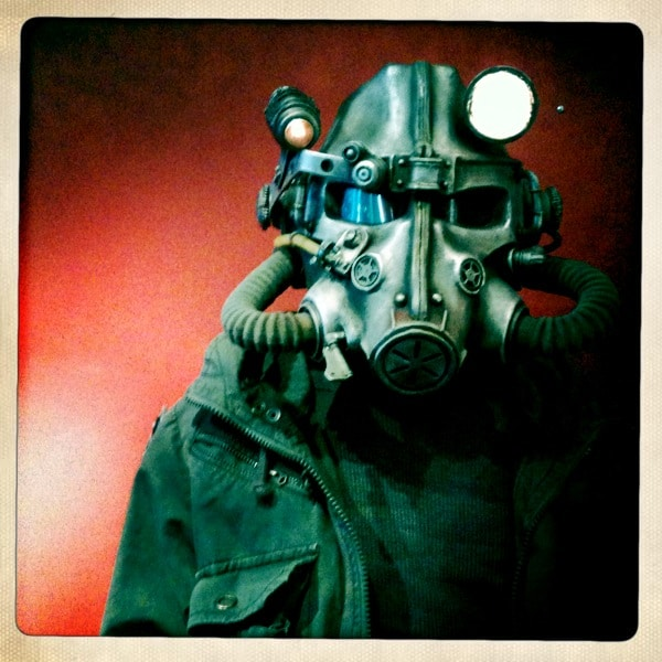 This Fallout Costume Will Scare Your Friends Half To Death