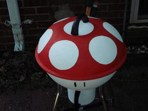 Grilltendo: Become The Master Of Your Barbecue Party