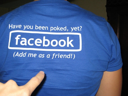 36 Facebook T-Shirts To Match Your Status Update