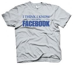 I Think I Know Facebook